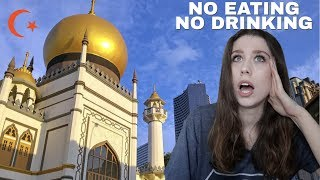 A NON-MUSLIM TRIES RAMADAN FOR A DAY