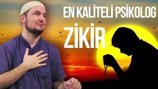 En kaliteli psikolog: Zikir / 25.09.2018 / Kerem Önder