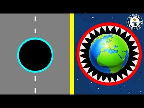 Эволюция ЧИТ ДЫРКИ! - Hole.io Мировой Рекорд