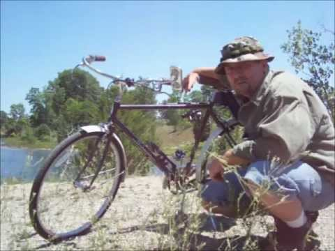 Bug Out Drill - Hobo Stove And Bike