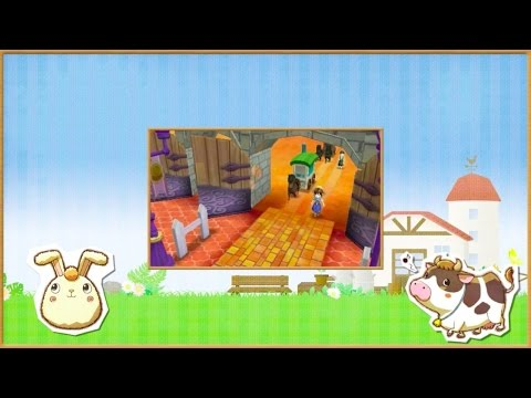 Story of Seasons - Tutorial Video No. 3