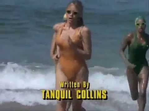 Baywatch Gena Lee Nolin In Sexy Yellow Swimsuit