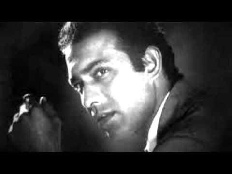Humse Aaya Na Gaya-A Talat song