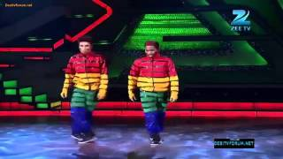 Download CROCROAZ Performance on DID 3 wild card entry 3Gp Mp4