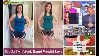 The Total 10 Rapid Weight-Loss Plan Instructions