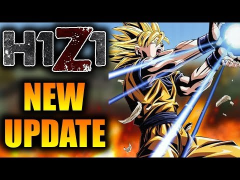 NEW H1Z1 UPDATE! New Weapon Models, Icebreaker Crate and Bug Fixes (H1Z1 Patch Notes)