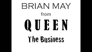 Watch Brian May Business video