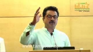 Sarath Kumar Inaugurates Career Fest 2015
