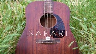 "Ed Sheeran x Khalid Type Beat ""Safari"" (Acoustic Guitar Storytelling Instrumental 2019)"