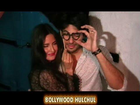 Katrina Kaif..Siddharth Malhotra..Farhan Akhtar.. at BAAR BAAR DEKHO Wrapup Party..UNCUT