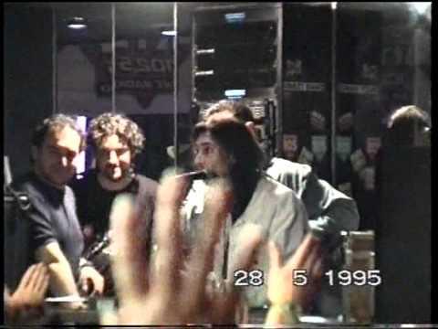"""Albertino e V.D.C alla discoteca new kennedy 28-05-1995 """"Alcamo – Palermo).mpg"""