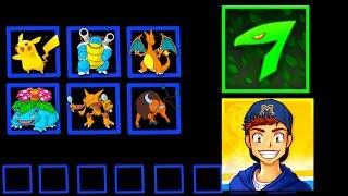 Every Pokemon owned by Truegreen7 & MandJTV (Famous Pokemon Youtubers)