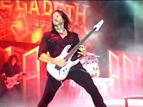 Chris Broderick (Megadeth) -