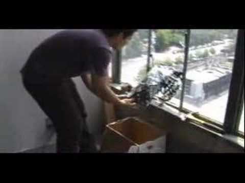 Designfenzider, unofficially presents how to install an air conditioner. (DO NOT ATTEMPT)