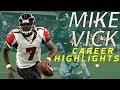 Michael Vick's Unreal Career Highlights Nfl Legends Highlights