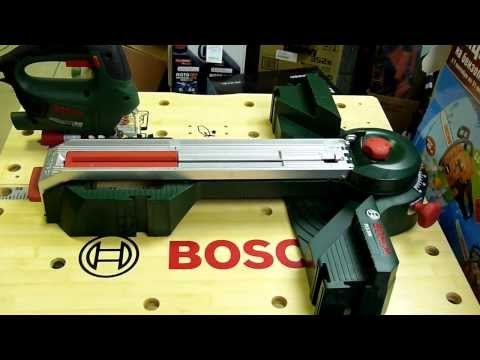 bosch pls 300 diy saw station how to save money and do it yourself. Black Bedroom Furniture Sets. Home Design Ideas