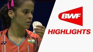 VIVO BWF Sudirman Cup 2015 | Badminton Day 2 - India vs Malaysia - Highlights