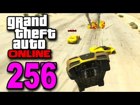 Grand Theft Auto 5 Multiplayer - Part 256 - Reverse Rocket Jump! (GTA Online Let's Play)