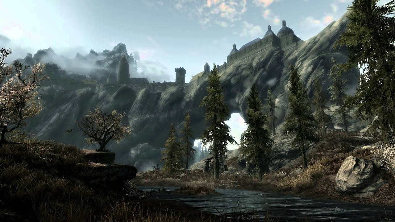 how to make a second file on skyrim pc