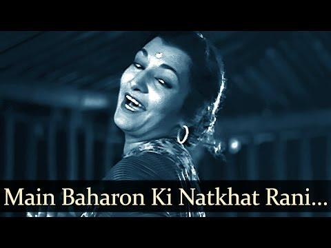 Main Baharon Ki Natkhat Rani - Boot Polish (1954) - David -...