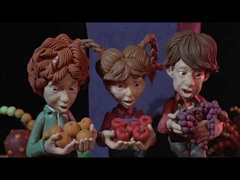 BANNED! Disturbing and sinister childrens' animation in HD!