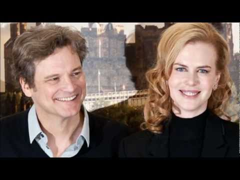 Colin Firth, Nicole Kidman, Jeremy Irvine - Photo & Location Shoots: The Railway Man video