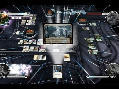 CGRundertow MAGIC: THE GATHERING DUELS OF THE PLANESWALKERS 2013 for Xbox 360 Video Game Review