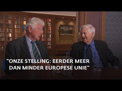 Kok en Bolkenstein over EU na de brexit