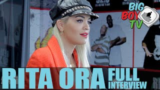 Rita Ora Gets Pranked, Discusses Her Second Album, And More! (Full Interview) | BigBoyTV