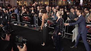 Julianne Hough Grabs Nina Dobrev