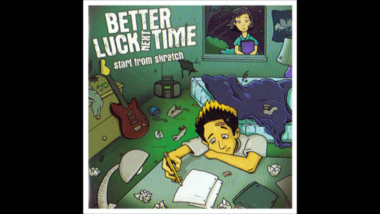better luck next time let it go lyrics in description