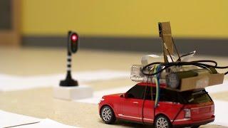 OpenCV Python Neural Network Autonomous RC Car