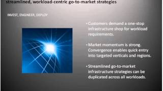 Data center convergence: Infrastructure transformation shifts go to market strategies