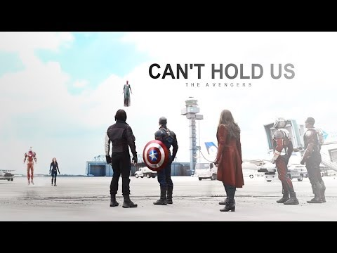 avengers | can't hold us