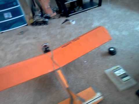 Preview Of My Squirt 700 Trainer Plane video