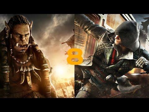 8 самых ожидаемых фильмов по играм