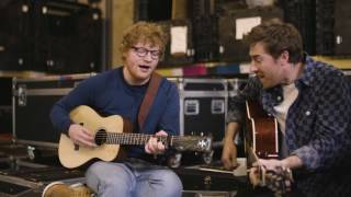Download Lagu Jamie Lawson with Ed Sheeran - Can't See Straight [Acoustic] Gratis STAFABAND