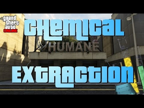 """gta v online mission """"chemical extraction"""" is back! youtube"""