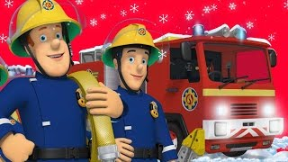 Fireman Sam US Official: Christmas Lights On Fire | Christmas Cartoons for Kids