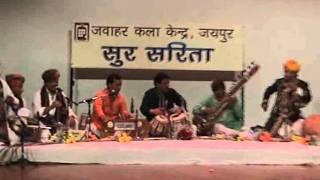 KAHARWA FUSION 5 by Dr. Vijay Siddha Ut. Bundu Khan  Pt.H.S.Bhatt & Others.mp4