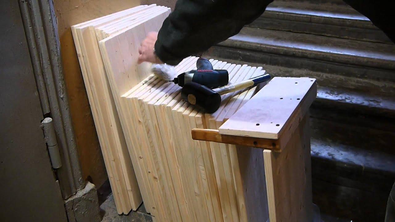 Как срастить мебельный щит своими руками 14
