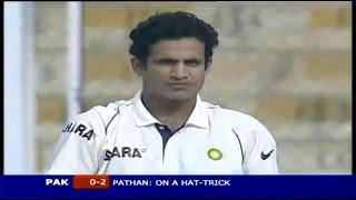Top 2 Hat Tricks In International Cricket • Ft Harbhajan Singh & Irfan Pathan