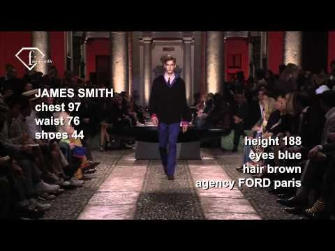 fashiontv | FTV.com - JAMES SMITH + LUCAS MASCARINI MEN MODELS S/S 2011