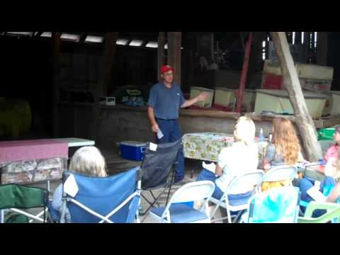 Organic Farming: A Farmer Explains His Experiences