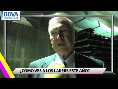 Jerry West, el logo de la NBA: