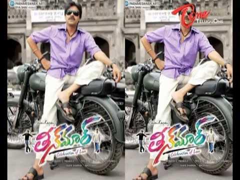 Pawan Kalyan's - Teen Maar - First Look - Latest Movie Pics video