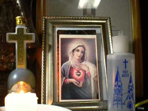 692/2000 AVE MARIA(in silence)/Spiritus Sancti/cover