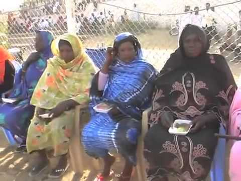 Afia Darfur - Hakamas Fighting for Peace