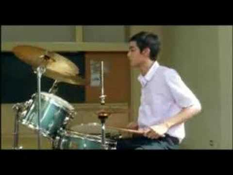 Drums Scene in Season Change Music Videos