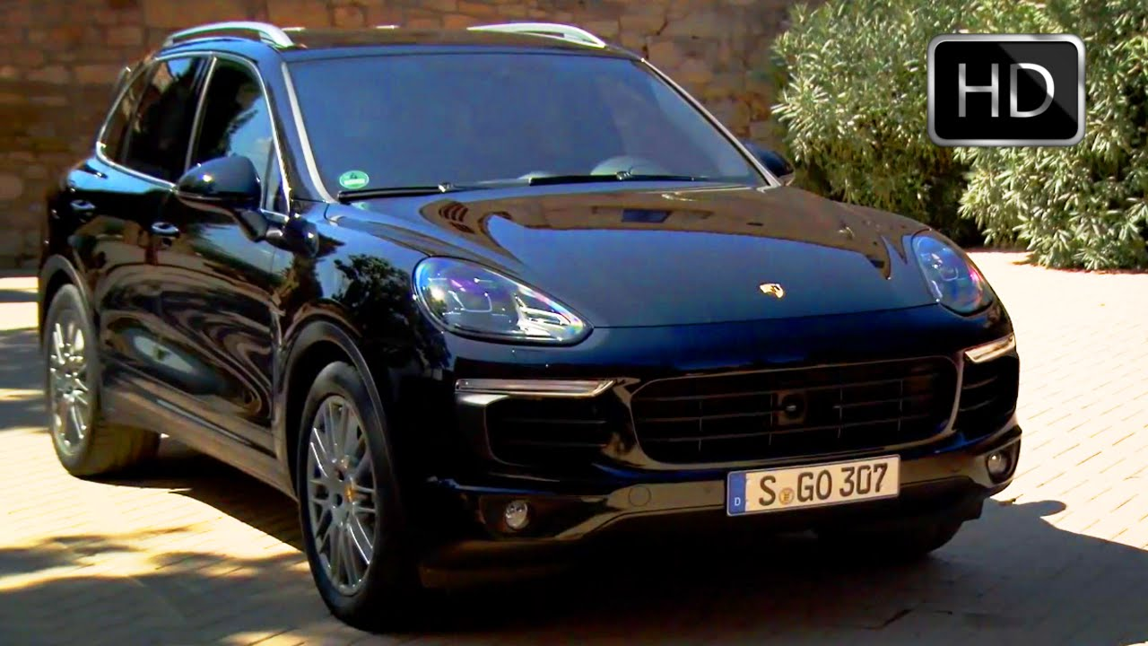 385 hp porsche cayenne s diesel 2015 hd youtube. Black Bedroom Furniture Sets. Home Design Ideas